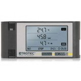 Data Logger Temperature + Humidity DL200H Prof