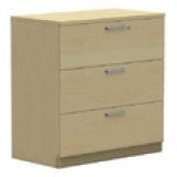 NWS Easy Series Drawer 800W Cabinet H740, W800