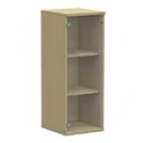 NWS Easy Series Glass Door Cabinet H1155, W400