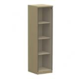 NWS Easy Series Glass Door Cabinet H1545, W400