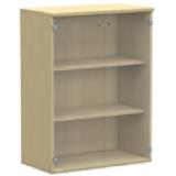 NWS Easy Series Glass Door Cabinet H1155, W800