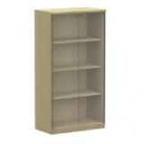 NWS Easy Series Glass Door Cabinet H1545, W800