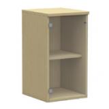 NWS Easy Series Glass Door Cabinet H825, W400