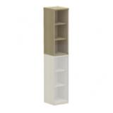 NWS Easy Series Glass Door Upper Cabinet H1070, W400