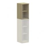 NWS Easy Series Glass Door Upper Cabinet H740, W400