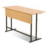 NWR Series Ε161 Class room Table alu