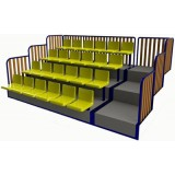 RO Series 24 SEAT GRANDSTAND