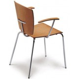 Sellex series Agora chair with armrests