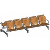 S-ER Series Topsit Pagwood 5+5 seater